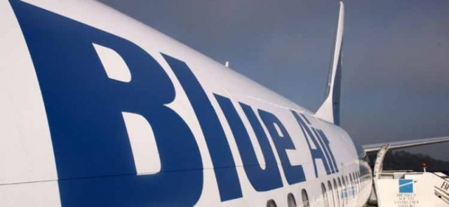 Blue Air offers rescue fares to some Cobalt customers