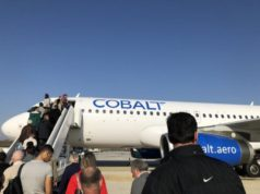 Instructions for Cobalt passengers, contact numbers announced