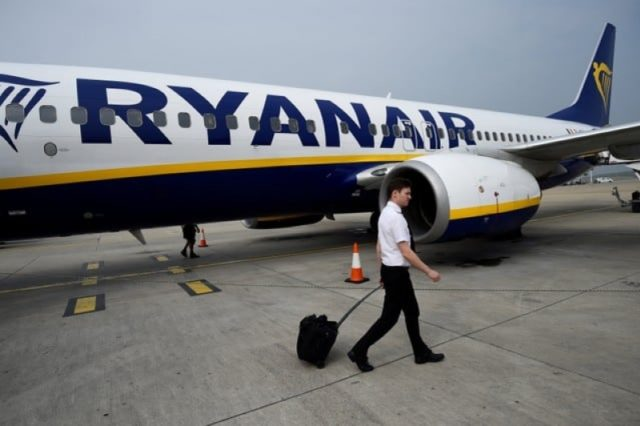 Ryanair forecasts end to union troubles by Christmas