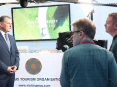 Cyprus touching 4 mln visitors in 2018, says Lakkotrypis at World Travel Market