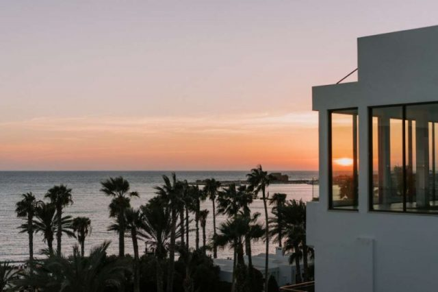 Going Out: Ouranos Roof Bar , Paphos