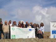 EU Technical Committee on Cultural Heritage and UNDP plant 2,500 trees to offset carbon emissions