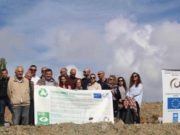 Technical Committee on Cultural Heritage, EU and UNDP plant 2,500 trees