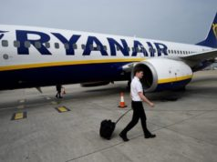 Ryanair announces new Paphos-Kiev route