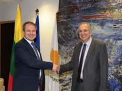 Agriculture Ministers of Cyprus and Lithuania discuss CAP, trade and research