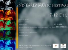 2nd Early Music Festival