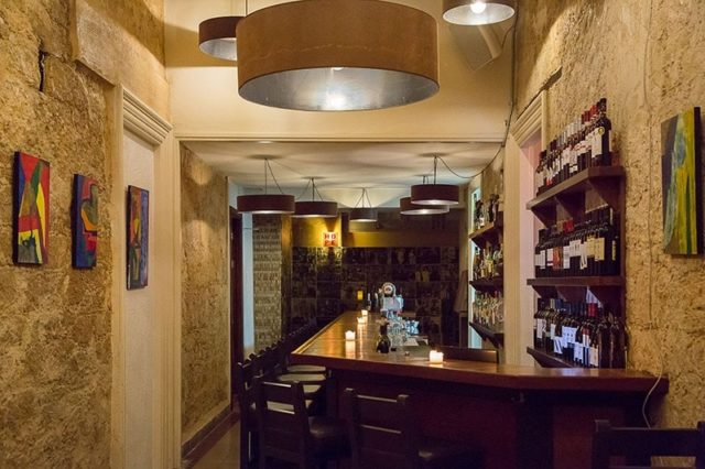 Bar review: Labyrinth Wine Bar and Gallery, Paphos