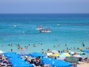 Revenue in Cyprus from tourism increases 2.1% in September, while expenditure per tourist drops 5%