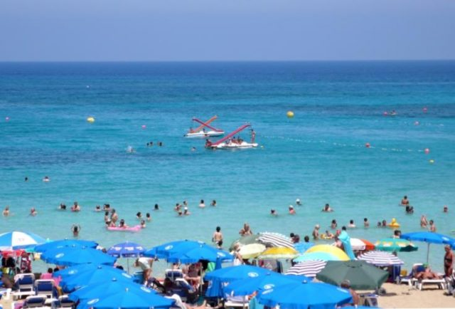 Cyprus Tourist arrivals and departures record increase in October
