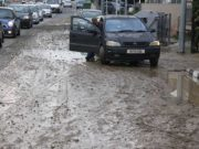 Paphos still plagued by stormy weather