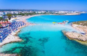 Nissi beach among world's best city beaches