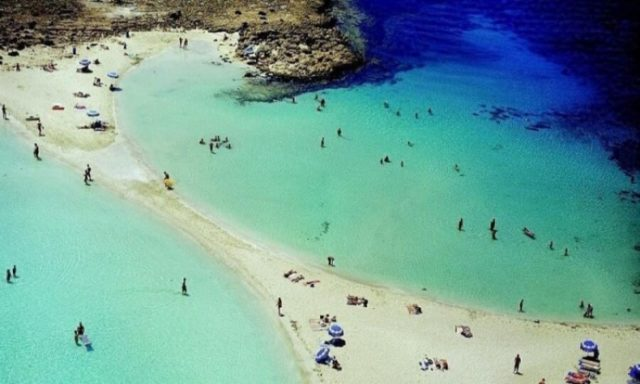 Beach in Cyprus amongst the best city beaches in the world! (pics)