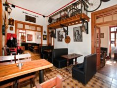 Bar review: Temple bar and café, Paphos