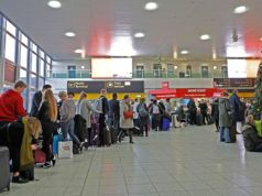 Gatwick closure delays Paphos flight