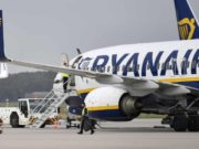 Ryanair ranked 'worst airline' for sixth year in a row