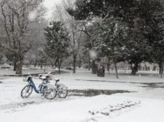 """Extreme weather warning with more snow and storms, as """"Tilemachos"""" front approaches"""