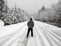 List of roads closed due to bad weather grows even longer