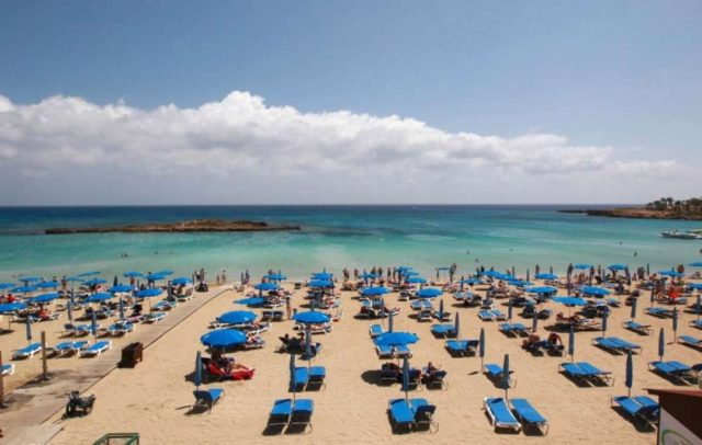 Cyprus ranks 3rd most family friendly family destination for beach holidays in Europe