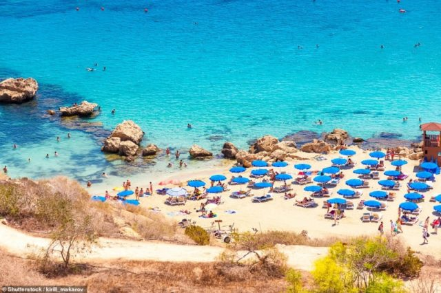 Revealed: Cyprus third most family friendly destination in Europe for a beach holiday (pics)