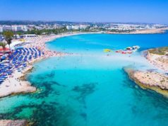 Cyprus ranked third on Family Beach Index