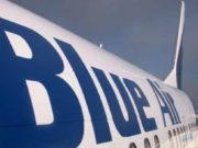 Blue Air plane makes emergency landing