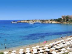 Peyia: €1 million in revenue from beaches in 2018