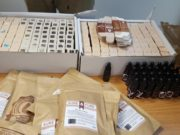 Briton detained with quantity of cannabis oil & coffee at Paphos Airport