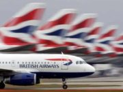 British Airways says bad weather may affect short-haul flights from Heathrow