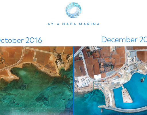 Ayia Napa Marina Second Phase Of Construction