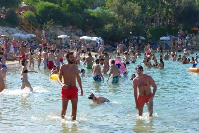 Dark clouds over Cyprus' tourism