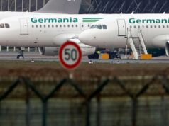 Germania airline goes bust and cancels all flights