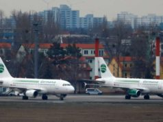 Germania airline files for bankruptcy, halts flights