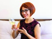 A minute with Annabelle McVine YouTube Creator of WineScribble, the Cyprus Wine Show