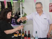 Putting the wine in CyWineFest!