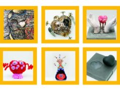 Say it with love at Leventis Gallery