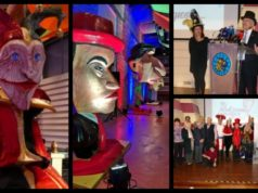 New Limassol Carnival logo unveiled by Major!