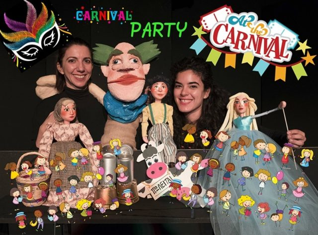 A carnival feel with Jack and the Beanstalk