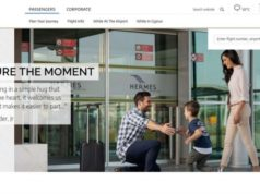 Hermes Airports launches new website!