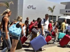 Tourist arrivals up by 8% in January due to increase in UK flow
