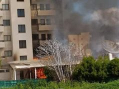 Fire breaks out near local hotel in Protaras