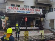 Protaras pub and restaurant gutted by fire, hotel damaged