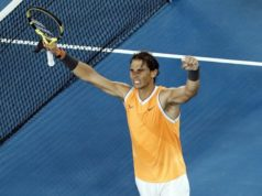 Ruthless Nadal beats Tiafoe to cruise into last four