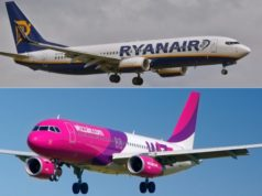 Ryanair and Wizz Air fined €4 Million for hand luggage policies