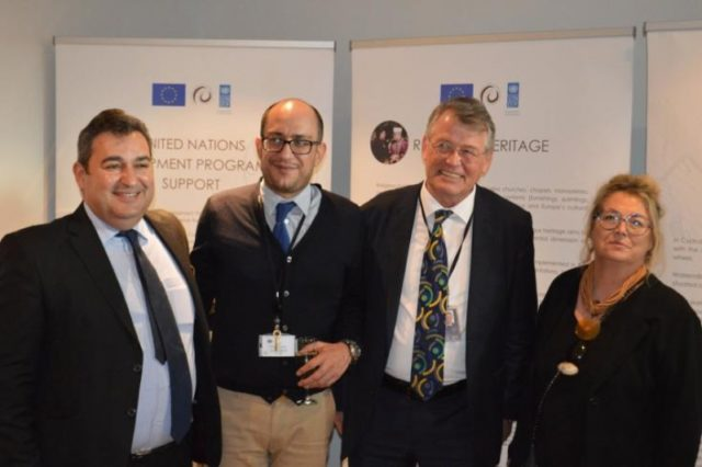 Technical Committee on Cultural Heritage presents its achievements in Brussels