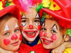 Which roads will be closed for the children's carnival on Sunday?