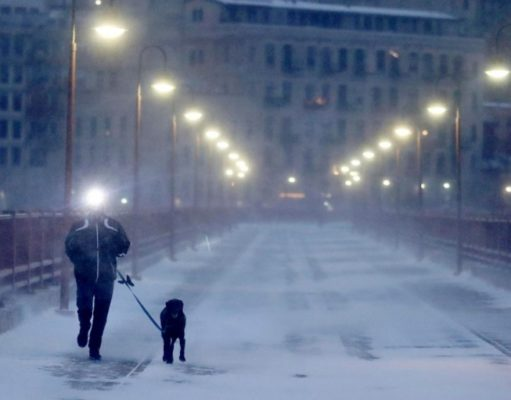 THE BIG CHILL US weather forecast – Chicago, Michigan and Midwest gripped by POLAR VORTEX