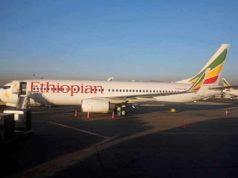 Ethiopian Airlines says flight has crashed with 149 passengers