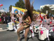 Limassol's carnival parade has started (pictures+live streaming)