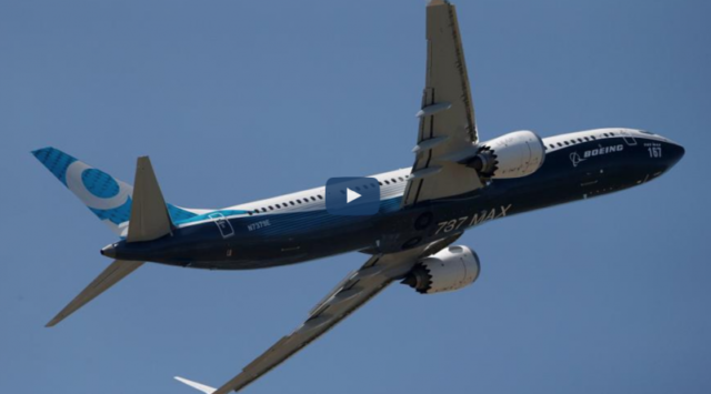EU aviation safety agency grounds all flights on Boeing 737 MAX planes