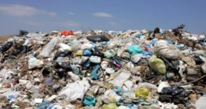 Largest volume of solid waste ends up in landfills, only 15% sent for recycling
